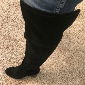 Franco Sarto Thigh High Boots